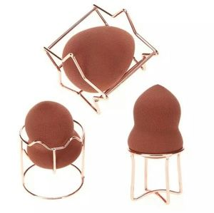 Other - 3 piece beauty blender holders